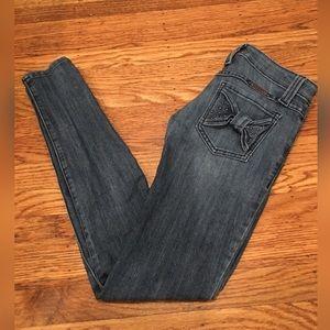 Frankie B. Denim - 🎀Frankie B. Super Skinny Bow Pocket Jeans🎀