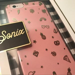 Sonix Multi Charms iPhone 6/6s Case