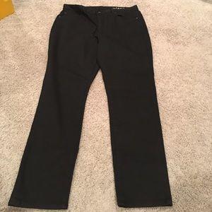 GAP Denim - Gap 1969 high rise skinny black jeans