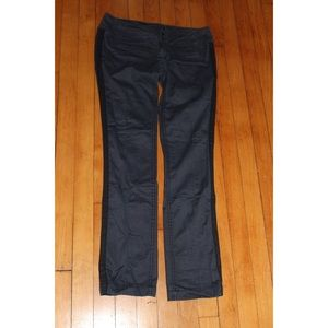 Free People pants with seam detailing