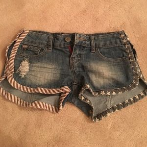 1st Kiss Pants - american shorts!