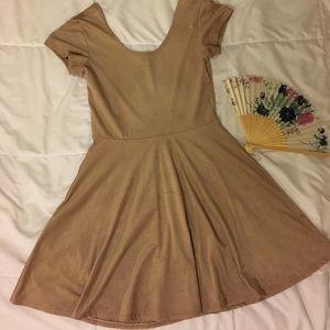 Dresses & Skirts - TRADED🌷Super SOFT Skater Dress!