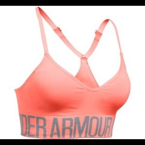 Under Armour Other - Under Armour Seamless Sports Bra