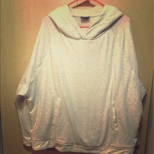 32 degree Hooded Sweatshirt with faux sheep lining