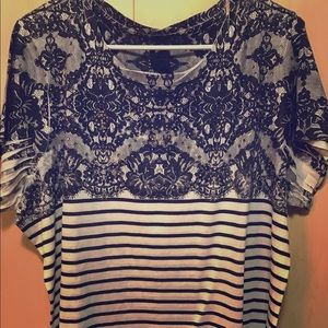 Seven T-shirt with embellishments!