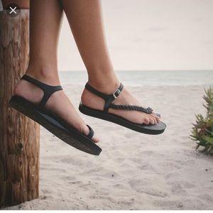 487900f69 Rainbow Shoes - Rainbow Marley sandals size 7