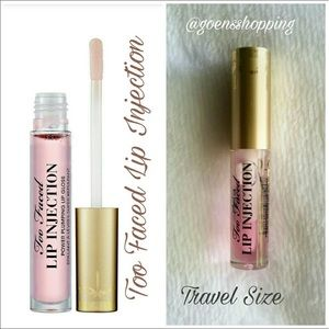 Too Faced Other - TOO FACED Lip Injection Lip Plumper Gloss NIB
