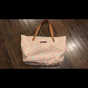 Petunia Pickle Bottom Handbags - Petunia Pickle bottom Downtown Tote