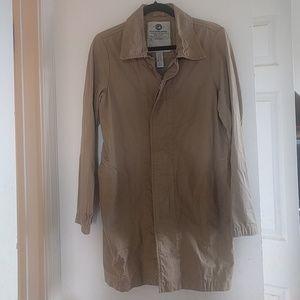 Lucky Brand Jackets & Blazers - Lucky brand khaki coat