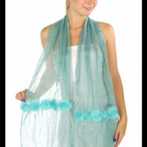 Accessories - Sheer Scarf / Shawl