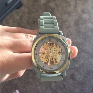 TKO Accessories - Skeleton watch