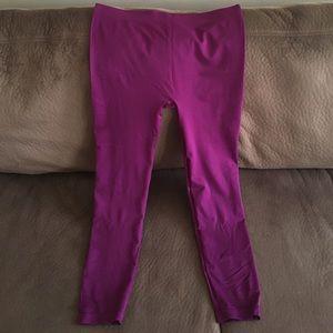 No Boundaries Pants - No Boundaries Purple Leggings