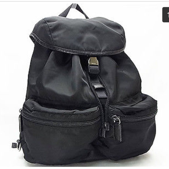 a76dd4c33a AUTHENTIC VINTAGE PRADA BACKPACK. M 5939610c98182947070048f8
