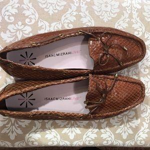 Isaac Mizrahi Shoes - Isaac Mizrahi LIVE Moccasins