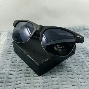Accessories - Small frame square Style Unisex Fashion Sunglasses