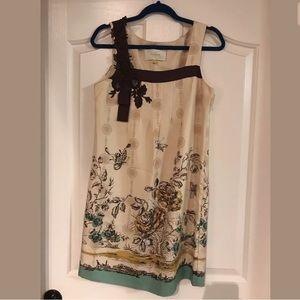 Anthropologie Leifsdottir shift dress please help!