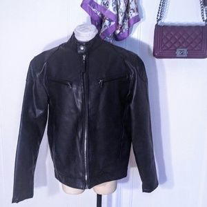 U.S. Polo Assn. Other - U.S. Polo Assn Black Moto Jacket