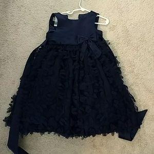 American Princess Other - Navy embellished dress