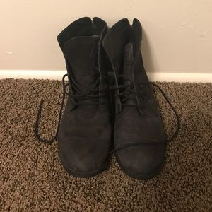 Camper Shoes - CAMPER lace up booties