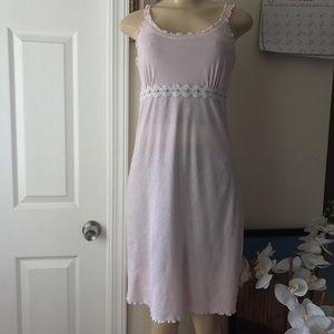 Adonna Other - ADONNA :| Adorable Pink Slip-On Nightie.SMALL.
