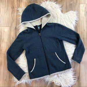 Kuhl Tops - KUHL blue hoodie