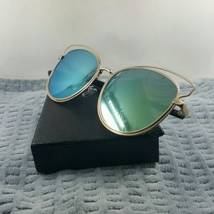 Accessories - cat vintage Style woman Fashion trendy Sunglasses
