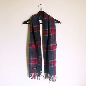 Wei Meng Sheng Other - NWOT Cashmere wool blend scottish style scarf