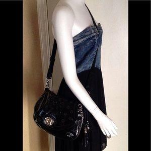 Handbags - Buttery Soft Black Leather Tasseled Bag
