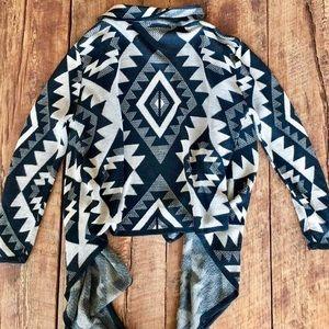 A Knitch Above Sweaters - A Knitch Above | Aztec Cardigan