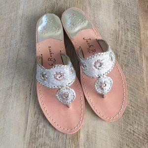 • Jack Rogers sandals •