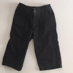 Koala kids black pants 12M