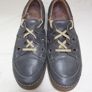 Naturalizer Shoes - Naturalizer Leather lace up shoe. 12W.