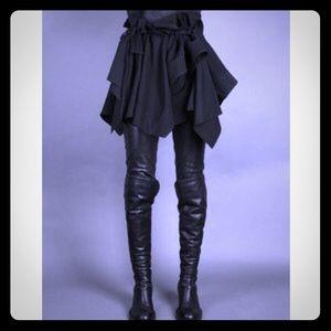 Ann Demeulemeester Dresses & Skirts - Ann Demeulemeester RUNWAY NWT Origami skirt $1315