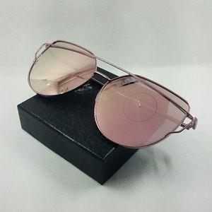 Accessories - Big CAT Style woman Fashion trendy Sunglasses blac