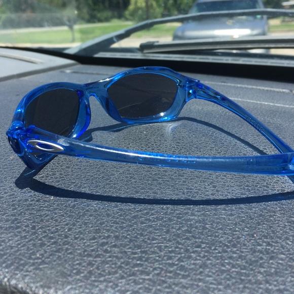 d356eb0f866 Youth Oakley Blue Sunglasses « Heritage Malta