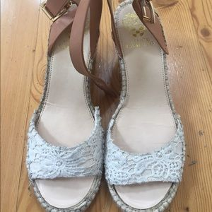 Vince Camuto Wedge Sz 8.5