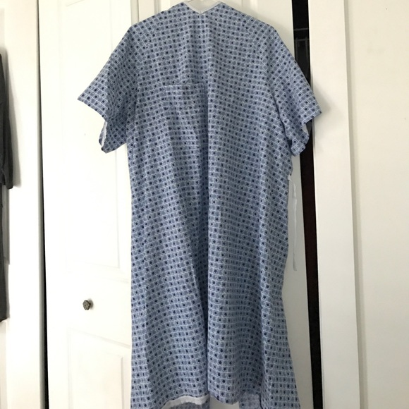 halloween Other | Costume Hospital Gown | Poshmark
