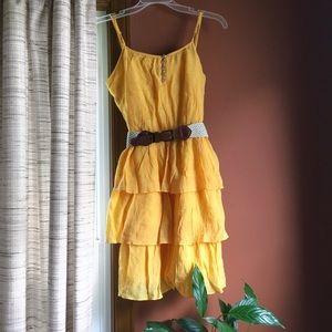 As U Wish Dresses & Skirts - 💛💛💛Gorgeous yellow sun dress!