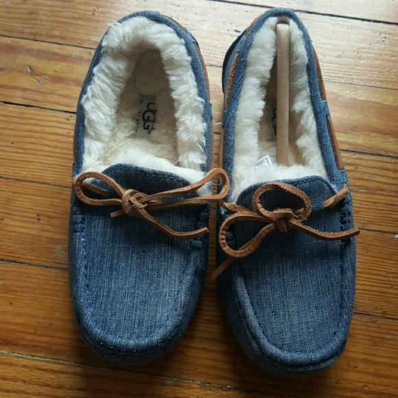 ugg dakota denim