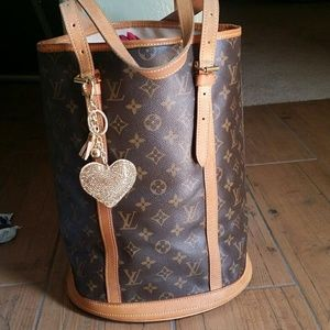 Louis Vuitton Handbags - ♨PRICE FIRM♨AUTH Louis Vuitton bucket GM