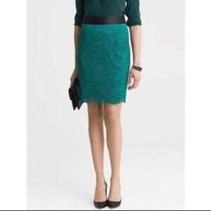 L'Wren Scott at Banana Republic Dresses & Skirts - L'wren Scott Banana Republic Collection Lace Skirt