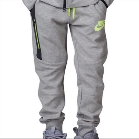 boys nike fleece joggers
