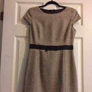 Banana Republic tweed dress