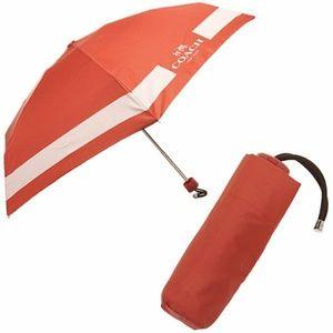 Coach Accessories - ☂️Weekend Sale☂️New COACH umbrella