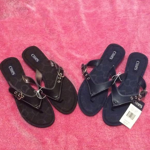 d47bdb1f2549 Ladies Chaps Sandals