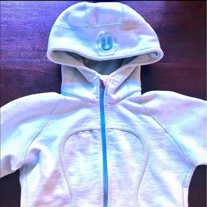 lululemon athletica Sweaters - Lululemon sz 4 SCUBA Scooba hoodie jacket/sweater