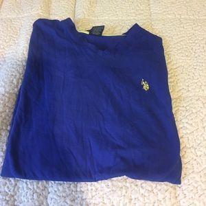 U.S. Polo Assn. Other - Dark blue men's polo tshirt