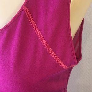 ce2b77e39b SPANX Tops - SPANX Large Vivacious Pink Shapewear Tank