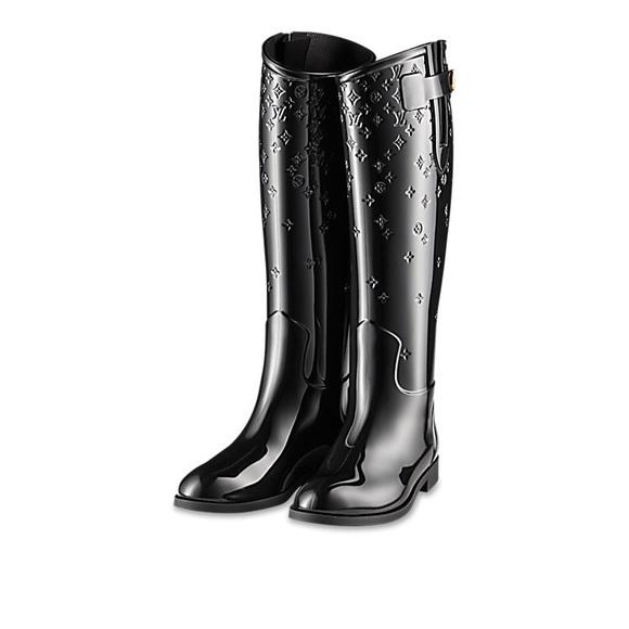 2234852b68d Louis Vuitton Shoes - Louis Vuitton Drops Rain Boot