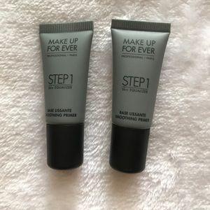Makeup Forever Other - MAKE-UP FOREVER Step 1 Skin Smoothing Primer Duo